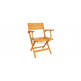 Galaxy folding armchair