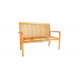 Verno bench for 2 persons