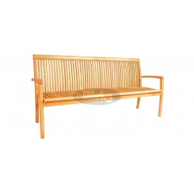 Verno bench for 3 persons