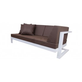 Toscana sofa with right arm