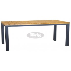 Ripper table 200 x 100 x v73 cm
