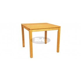 Galaxy table 90 x 90 x v73 cm
