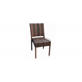 Casale Open chair, color: twist brown
