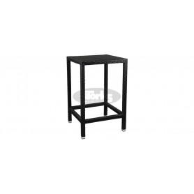 Casale bartable 70 x 70 cm, color: black