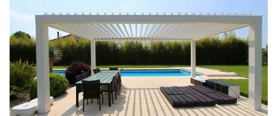 Pergolas and arm awnings