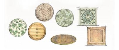 Mizne plošče